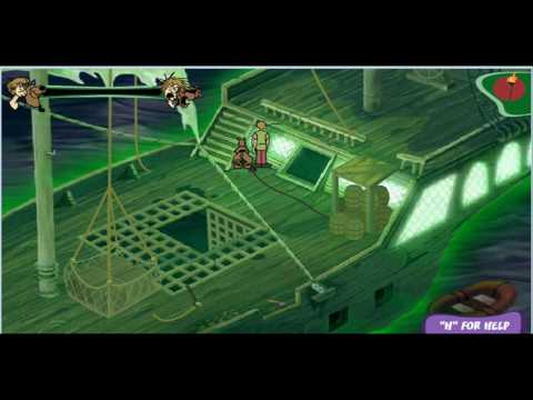 Scooby Doo - Pirate Ship of Fools ( Episodio 4 Final)