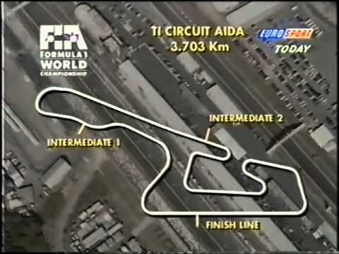 Hi all, my first vid for a long time! F1 1995 Pacific Grand Prix Friday Qualifying Session Part 1 Europsort Coverage Commentary John Watson And Ben Edwards.