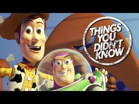 7 Things You (Probably) Didn't Know About Toy Story