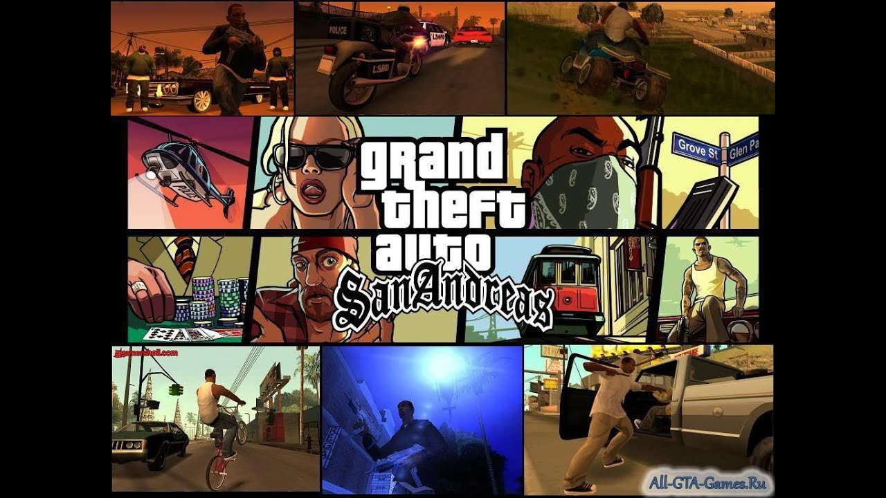 Download Grand Theft Auto: San Andreas - latest version