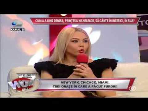DENISA - INTERVIU 2014 (Emisiune 11.02.2014)