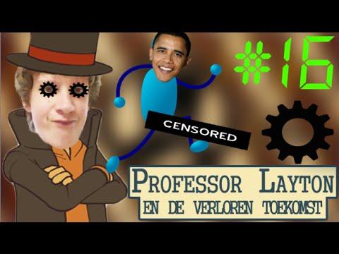 Professor Layton En De Verloren Toekomst Playthrough Deel 16 - Big Black Cock video