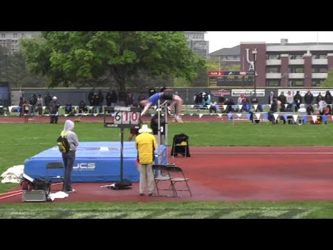 MAC Outdoor Championships 2013 Men's High Jump