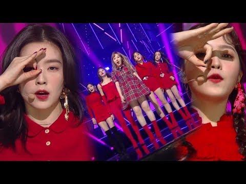 《DREAMLIKE》 Red Velvet(레드벨벳) - Peek-A-Boo(피카부) @인기가요 Inkigayo 20171203