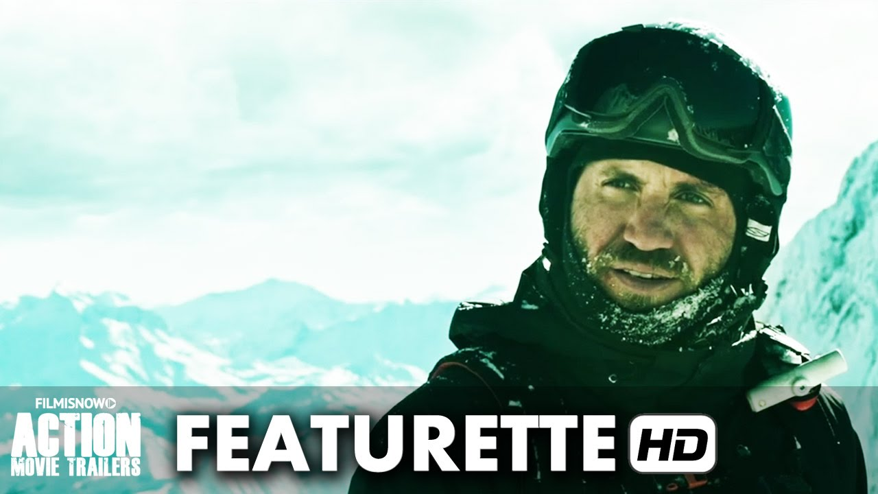 POINT BREAK Featurette 'Snowboarding' (2015) - Luke Bracey Action Movie HD