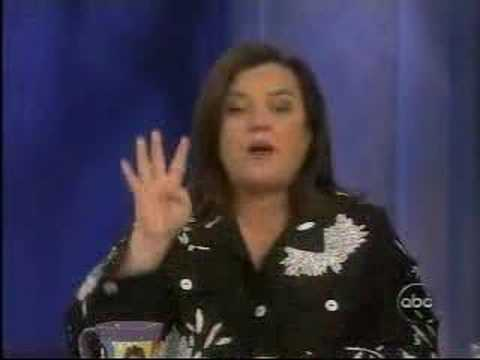 Rosie O'Donnell saying the truth about 9/11