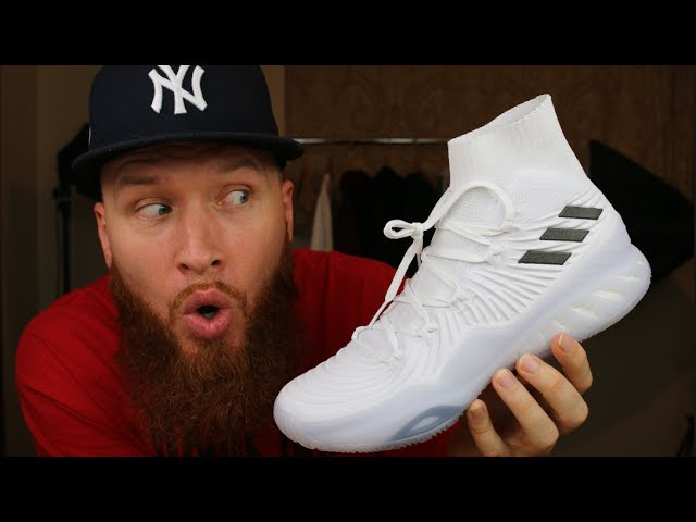 EARLY LOOK!!!! ADIDAS CRAZY EXPLOSIVE 2017 PERFORMANCE OVERVIEW!!!