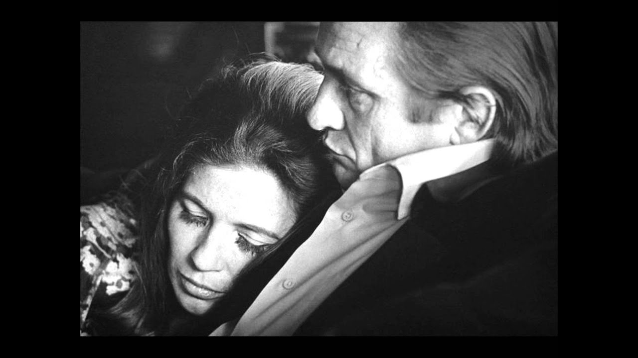 Johnny cash and june carter it ain 39 t me babe youtube for Pictures of johnny cash and june carter