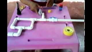 Pistola de agua a presion para limpiar AUTOS/MOTOS, (Parte 2).