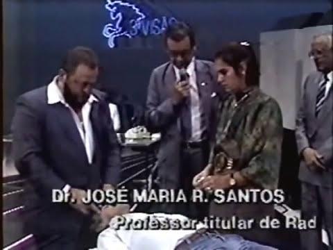Cirurgias Espirituais de Dr. Fritz - Médium Edson Queiroz - Parte 1 de 2