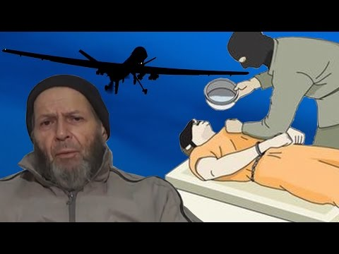 CIA Drone Strikes & Waterboarding Connection
