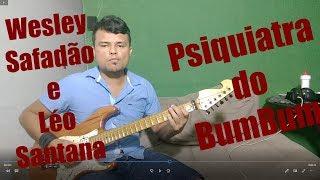 (Guitarra Cover) Wesley Safadão e Léo Santana - Psiquiatra do Bumbum