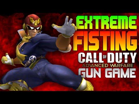 Extreme Fisting On Advanced Warfare Gun Game video