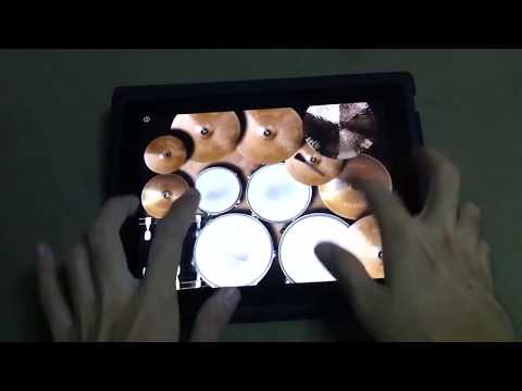 ยาพิษ [Bodyslam] - slide to unRock - iPad Drum Cover