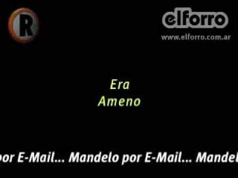 letras de canciones en castellano: