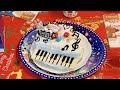 Holy Piano Cake | OCHIKERON | Create Eat Happy :)
