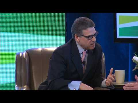 Rick Perry at the Iowa Ag Summit