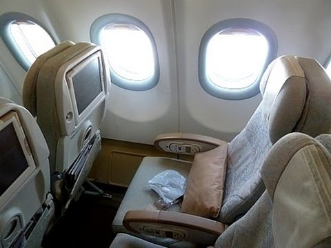 etihad airways coral economy class flight report youtube
