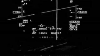 USAF F 16 Shot Down by Serbs in 1999  Flight Data
