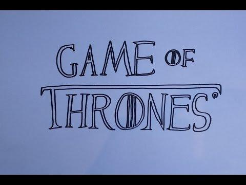 De spreekbeurten van Peter: Game of Thrones