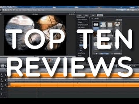 2014 Top Ten Review - What's the Best Video Editing Software?