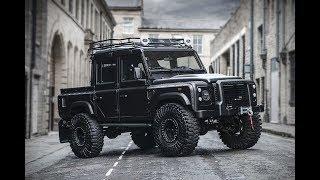 2018 Land Rover Defender 'Bigfoot' By Kahn Design