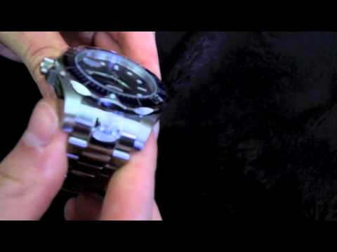 Invicta Grand Diver 3045 Mens Watch Review