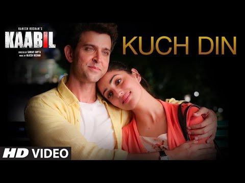 Kuch Din Video Song | Kaabil | Hrithik Roshan, Yami Gautam | Jubin Nautiyal | T-Series thumbnail