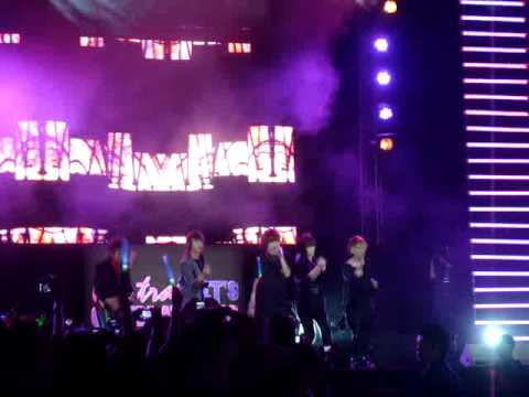 [fancam]091203 SHINee Amigo@Central Chidlom [1]