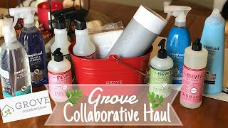 GROVE COLLABORATIVE UNBOXING| HOW I REALLY FEEL? + MRS MEYERS HOLIDAY 2018 COLLECTION