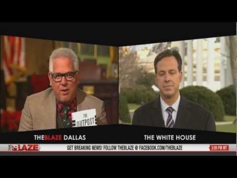 "Glenn Beck w/ Jake Tapper, author of ""The Outpost: An Untold Story of American Valor"" ABC News"