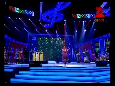 Sa Re Ga Ma Pa Gane Gane Tomar Mone - Episode 21 - July 26 2014...