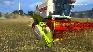 Landwirtschafts, Simulator, 2011, Pro, Farm, Klassiker, der, Landwirtschaft, DLC, Addon, Claas, Lexion, 460, John, Deere, Fendt