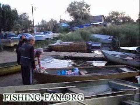 видео темрюк рыбалка