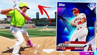 MIKE TROUT IS UNSTOPPABLE!! MLB The Show 20 Gameplay