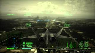 Ace Combat 6: Fires of Liberation Mission 13 (The Liberation of Gracemeria)