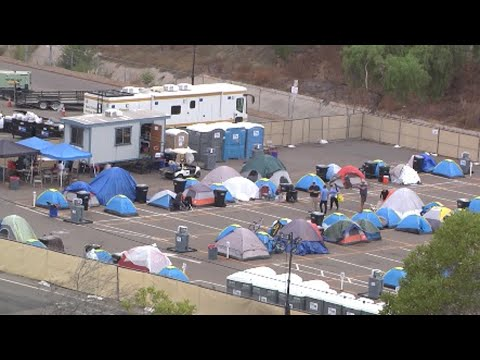 Hepatitis A Shows San Diego's Homeless Problem
