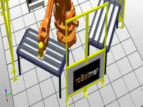 Yapıştırma Simülasyonu 2