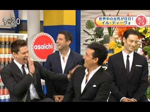 Il Divo   Flowers Will Bloom video