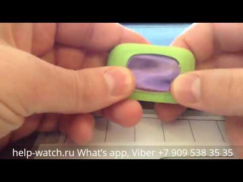 Как самостоятельно заменить стекло экран на детских часах  Smart baby watch Q50