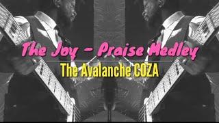 HOT!!! THE JOY MEDLEY - ANOTHER NAIJA PRAISE MEDLEY FROM THE AVALANCHE | MUSICIANS ANGLE | KOKO BASS
