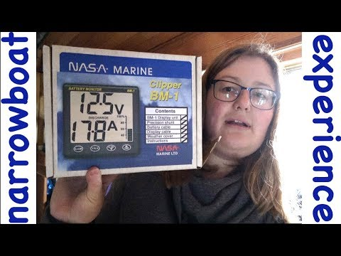 How I Installed a Nasa BM1 Battery Monitor on my Canal Narrowboat