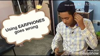 download lagu Using Earphones Goes Wrong gratis