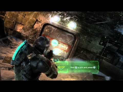 Dead Space 3 - Gameplay 9600GT - Primeiros Minutos Prologue