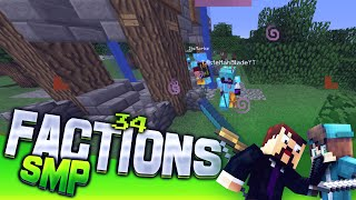 Minecraft Factions SMP #34 - Intense Token Drop! (Private Factions Server)