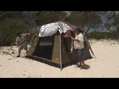 Wanderer 300 Extreme Tent