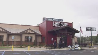 Longhorn Steakhouse in Mobile reopens after damaging fire
