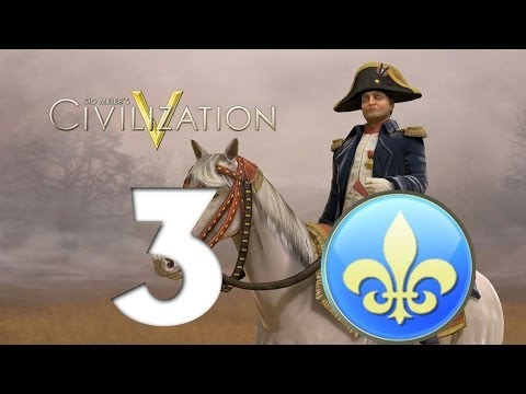 Civilization 5: France (Tourism) - Part 3