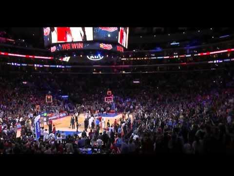 Blake Griffin game-winning 3 over Phoenix Suns