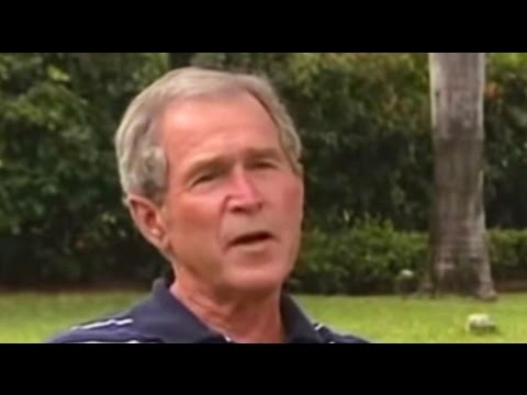 George Bush Talks Gay Marriage, NSA Spying | The Rubin Report